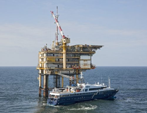 Chevalier Floatels fixes DP Galyna for Oil and Gas contract